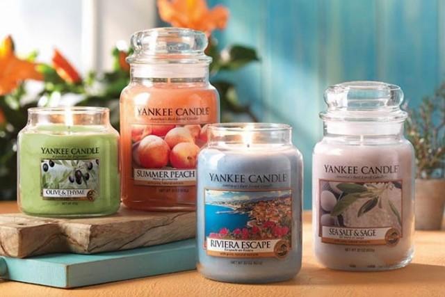 Yankee Candle – nie tylko świece