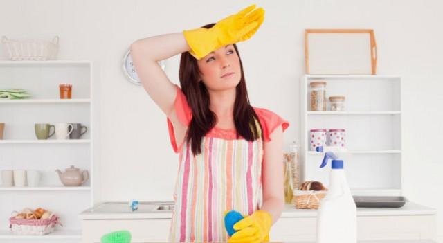 Nie chce ci się wykonywać najprostszych obowiązków domowych? Jest na to sposób!