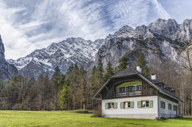 Działki w górach