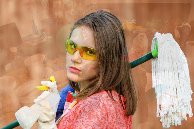 Czym najlepiej czyścić dom