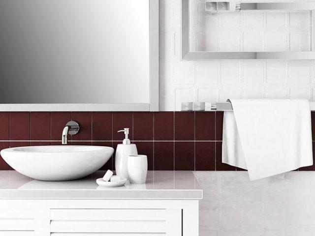 Meble łazienkowe urzekają eleganckim designem