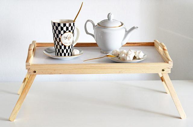 Drewno w mieszkaniu – pomysłowe akcesoria wyposażenia wnętrz