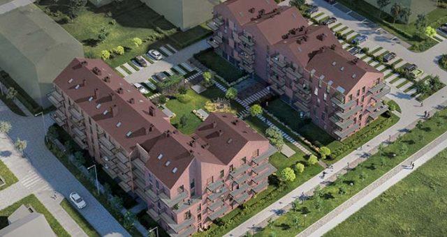 Domy w Naramowicach