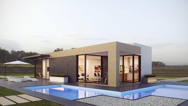 Projekty małych domów – nowoczesne i energooszczędne