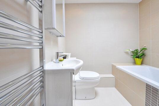 Nastrojowe oświetlenie łazienki