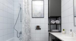 Podtynkowe baterie prysznicowe